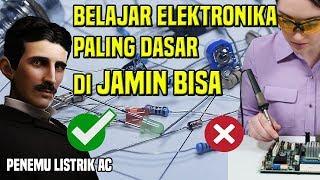 Download Video Jangan Remehkan Komponen ini - Belajar Komponen Elektronika Mudah MP3 3GP MP4