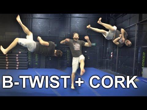 How To B-TWIST Swing Through CORK