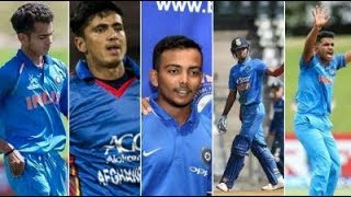 Indian under 19 players chance to IPL 2018