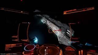 PvP Cobra w/ Guardian Plasma Charger vs Federal Corvette (Elite Dangerous 3.0)