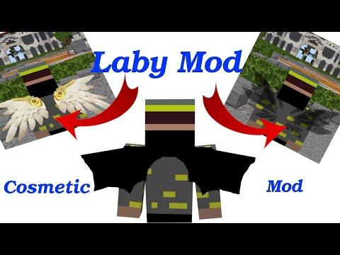 Kostenlose LabyMod-Cosmetics Bekommen!   Linux  