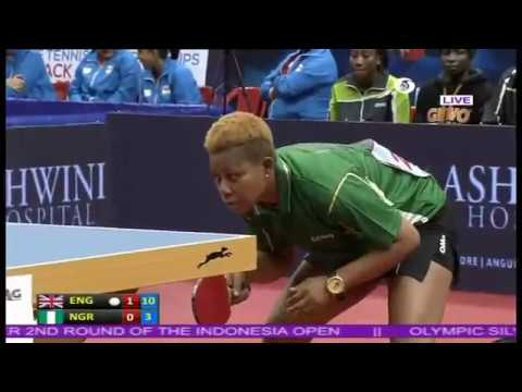 21st Commonwealth Table Tennis Championship 2019 Day 1 Part 3