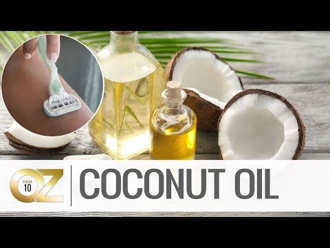 5 Uses For Coconut Oil