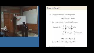 Neil Lawrence: Gaussian Processes Part I