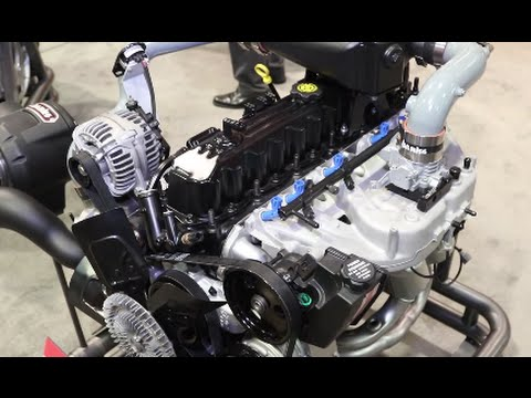 SEMA 2015: 4.0L Jeep Owners Get More Power And Torque From The Banks Turbo  Kit   YouTube