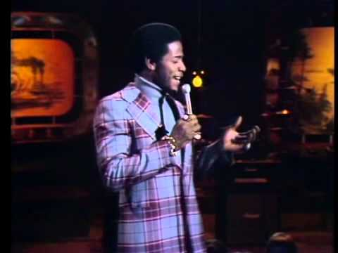 Al Green - Let's Stay Together Live 1972