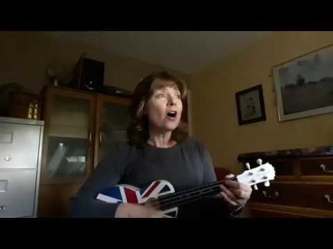 Ken Dodd Happiness -  ukulele