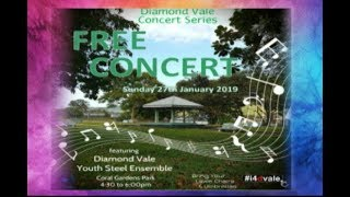 Diamond Vale Concert Series