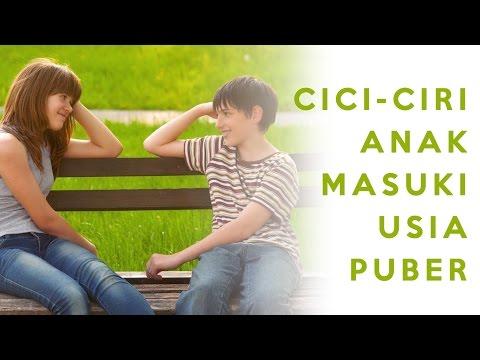Ciri - Ciri Memasuki Usia Puber thumbnail