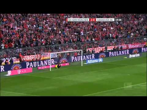 Bayern Munich vs. Hannover 96