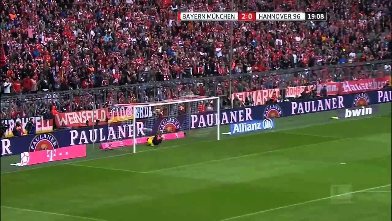 Bayern Munich - Hanovre 96