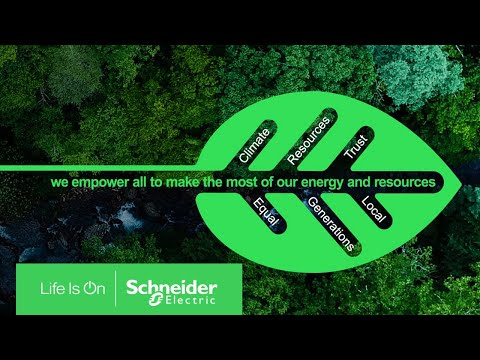 Sustainability Commitments 2021-2025 | Schneider Electric