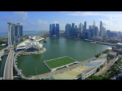 Tour the best suite in Singapore - Ritz-Carlton Millenia Club Premier suite