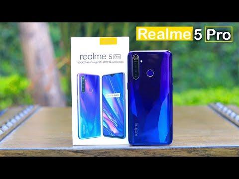 Цена качество 2020 Смартфон Realme 5 Pro - Price Quality 2020 Smartphone Realme 5 Pro
