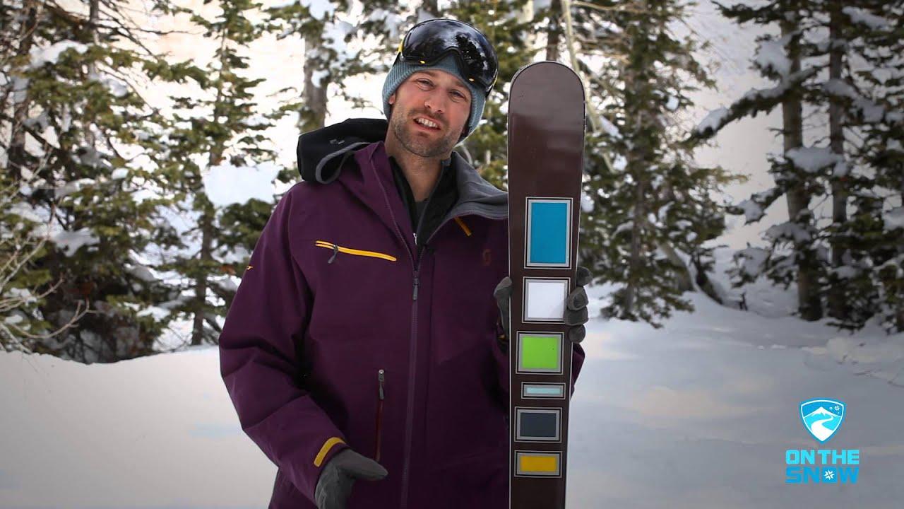 2014 Scott 'The Ski' Ski Overview
