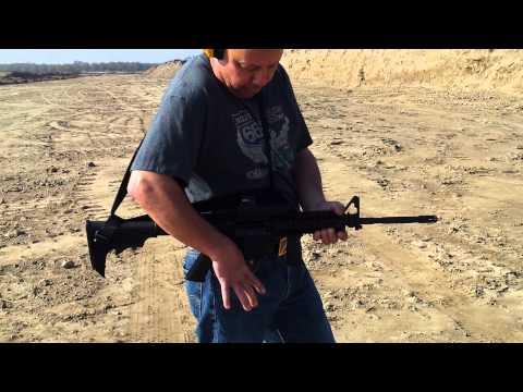 California Legal Full auto ... How to Bumpfire AR-15