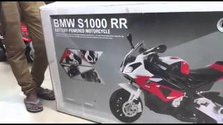 BMW Battery Operated ride on Toys Bike