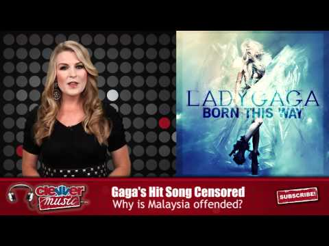 "Lady Gaga's ""Born This Way"" Lyrics Censored in Malaysia"