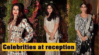 Saudamini Mattu & Siddharth Bhandari's Starry Reception