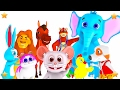 Download Kids Nursery Rhymes Songs Collection | Preschool Rhymes | 3D Baby Songs by Little Treehouse S03E82 MP3 song and Music Video