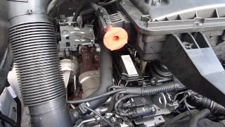 moteur mercedes Sprinter