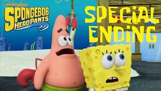 SpongeBob HeroPants - Special Ending + 100% ᴴᴰ