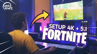 epic 14 year old fortnite setup