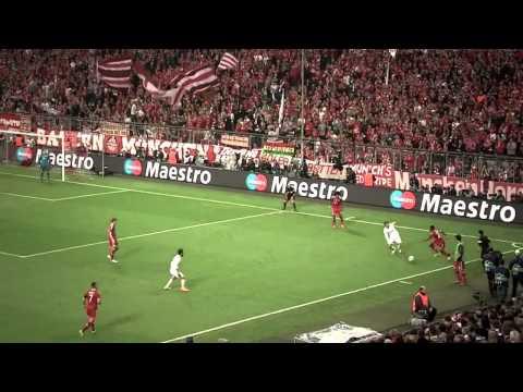 Gareth Bale vs Bayern Munich Away HD 720p 29 04 2014   English Commentary