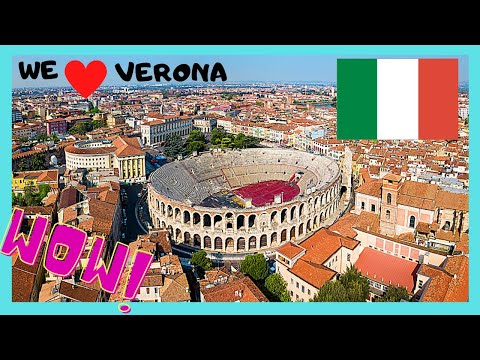 VERONA: ITALY's most romantic city, WHAT TO SEE IN IN 3 HOURS OR LESS