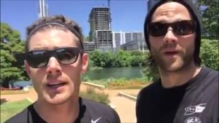Jensen Ackles Facebook Clips (Part1)