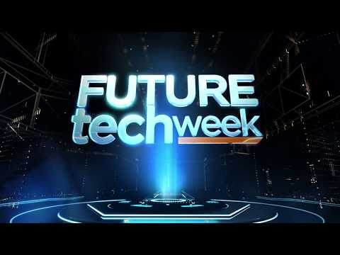 Future Tech Week on Daily Planet