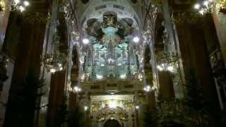 Organy - Feliks Nowowiejski - III Koncert Organowy (cz.2) Chorał - Bazylika Jasnogórska