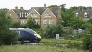 [英鐵]イギリス-クラス395電車 UK Southeastern (British Rail Class 395)