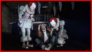 GTA 5 Roleplay - SCARY KILLER CLOWNS TROLL ME | RedlineRP
