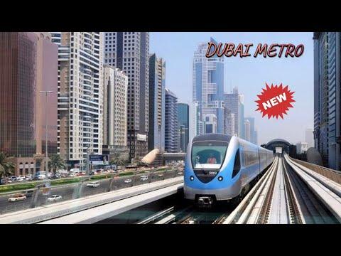 Dubai Metro Tour 2019 (UAE Exchange To DMCC)