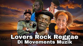 Reggae Mix - Lovers Rock [FULL IMPACT] Beres Hammond,Marcia Griffiths, Singing Melody, Sanchez, Etc.