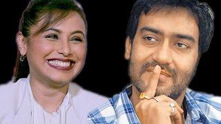 Rani Mukerji Mardaani Says Ajay Devgan Big Stars Unviel Of Singham Returns !