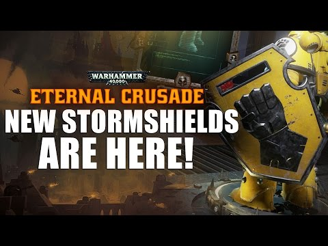 Eternal Crusade UPDATE: New stormshields and bug fixes!