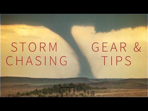 STORM CHASING CAMERAS & Storm Season Prep