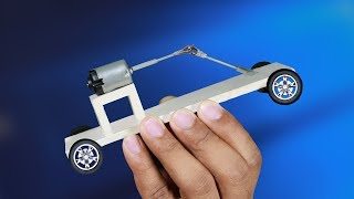 How to make a electric car at home easy | New idea!
