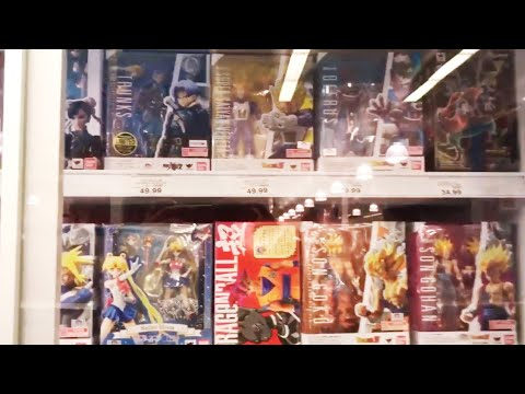 DragonballZ Super Toys Actionfigures ToysRUs SHFiguart WCFBanpresto MasterstarPiece DragonstarBandai