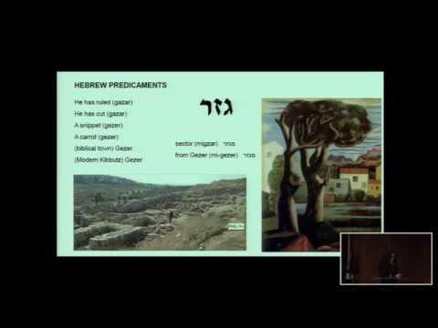 Glauco Mantegari and Sinai Rysinek - Kima: Towards a Hebrew Gazetteer, Madrid