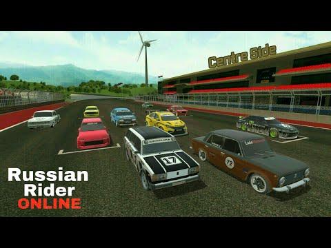 Russian Rider Online - Обзор обновления v0.97: Новая карта, ВАЗ 2110, Пасхалки