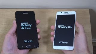 Samsung Galaxy J7 Prime vs Galaxy J7 2016 - Which is Fastest?