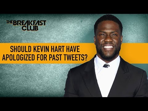 Should Kevin Hart Have Apologized For Past Tweets?