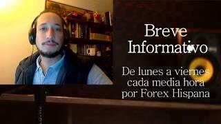Breve Informativo - Noticias Forex del 11 de Julio 2017