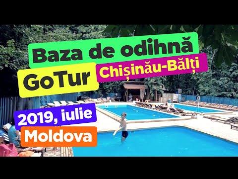 База отдыха GoTur Resort 2019, Молдова