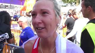 Eva Vrabcová Nývltová po bronzu z maratonu na ME 2018