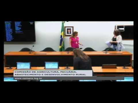 AGRICULTURA, PECUÁRIA, ABASTECIMENTO DESENV. RURAL - Reunião Deliberativa - 26/10/2016 - 10:39