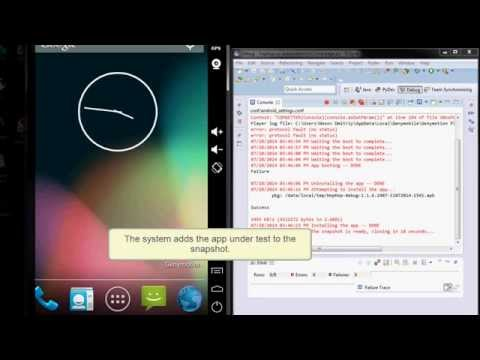 Free Mobile Application Test Automation Tool for iOS and Android [2014]